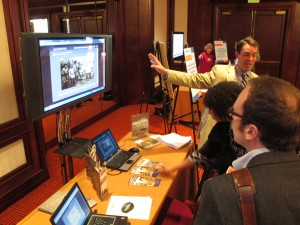WebWise 2012: Project demonstrations