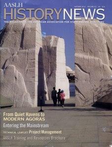 History News, Autumn 2012