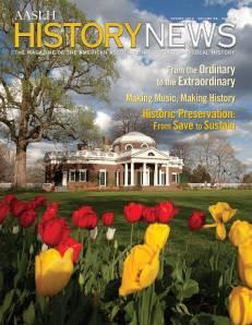History News, Spring 2013