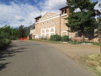 The Auditorium at Colorado Chautauqua.