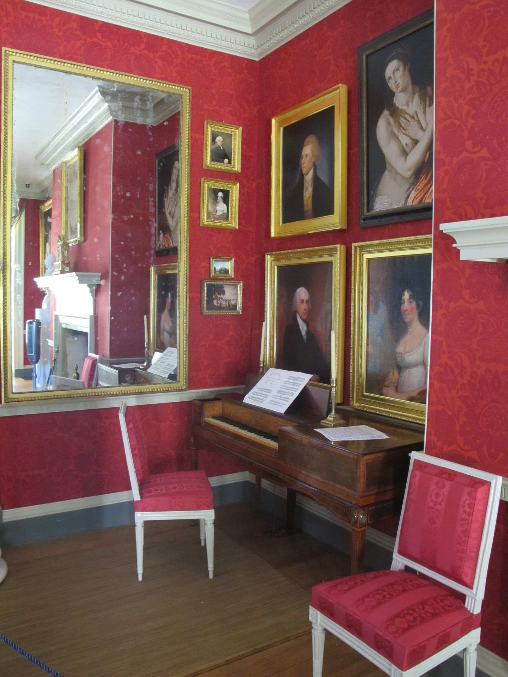 news from montpelier and belle grove in virginia