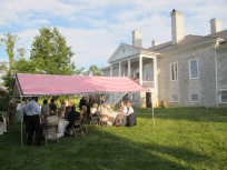 Belle Grove retirement party for Elizabeth McClung.
