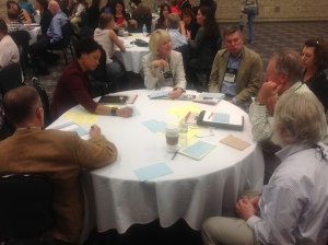 AASLH 2013: Small group discussion