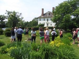 Program in New England Studies at Hamilton House, 2013.