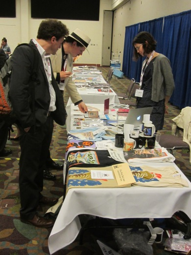 NCPH 2014: Vendors in the exhibit hall
