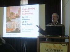 NCPH 2014: Tom Hanchett on the Levine Museum