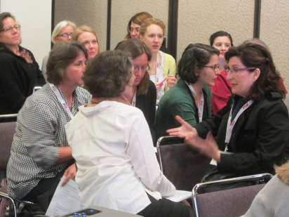 NCPH 2014: Discussing the History Relevance Campaign
