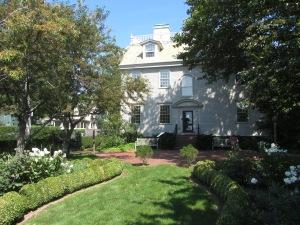 Hunter House, Newport, Rhode Island.