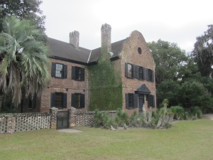 House Museum at Middleton Place.