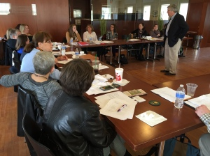 For the past 15 years, McDaniel also taught the AASLH Historic House Issues and Operations Workshop with Max van Balgooy, most recently in Charleston, South Carolina.