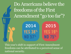First Amendment 2015