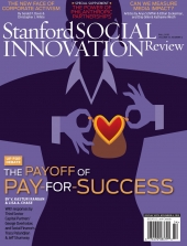 Stanford Social Innovation Review Fall_2015