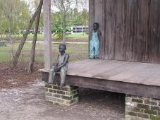 Whitney Plantation, Louisiana.