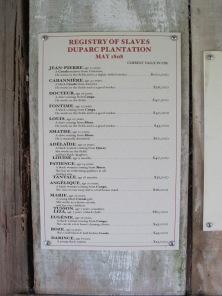 Laura Plantation, Louisiana.