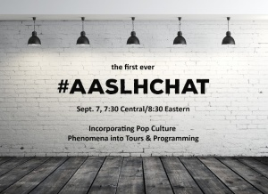 AASLH Twitter Chat