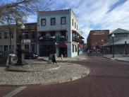 Historic downtown Wilmington, NC.