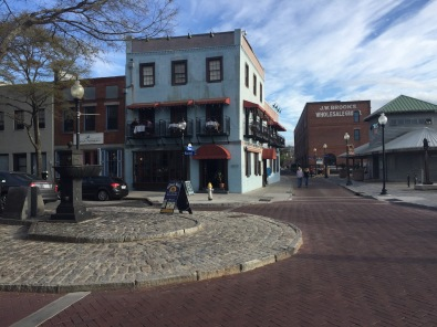 Historic downtown Wilmington, NC.